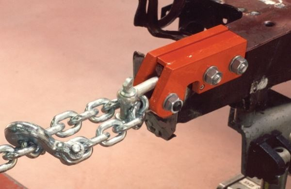 Double Side Member Clamp Application