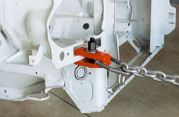 Flat Clamp Application
